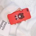 Oppo r11s/r11plus tiao wen bear phone case