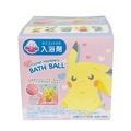 日本 BANDAI  神奇寶貝 沐浴球 (五種公仔隨機) 入浴劑 寶可夢 沐浴 入浴球