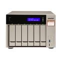 QNAP TVS-673e-8G + WD 3T (WD30EFRX)SATA硬碟*6