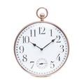 CUIZIMATE  นาฬิกาแขวน White-Pink Gold ขนาด 12 นิ้ว