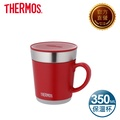 THERMOS 膳魔師 不鏽鋼真空保溫杯0.35L(JDC-350-R)