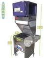 全新油炸機+靜電機+抽風馬達 / 落地型油炸機+靜電機+馬達 / 油炸機+油煙處理機