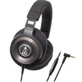 Audio Technica หูฟังเพลงครอบหู full-size Audio Technica ATH-WS1100IS Headphone รุ่น Solid bass (Hi-Res audio)