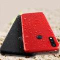 For Huawei Nova 3i Anti Shock Casing Matte Slim Soft PU Silicone Phone Cover Case for Huawei Nova 3i