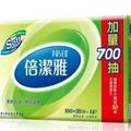 倍潔雅衛生紙150抽X84包/箱 超質感抽取式(959元)