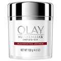 【Direct from USA】 Olay Magnemasks Infusion - Korean Skin Care Inspired Deep Hydration, Rejuvenating