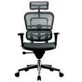 維克嚴選-Ergohuman 111九大微調高級電腦椅(多功單桿版)頂級款