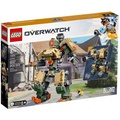 <全新> LEGO Overwatch 鬥陣特攻 Bastion 壁疊機兵 75974 <全新>