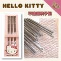 【OTTO】Hello Kitty不鏽鋼筷子三入組KS-8339