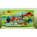 LEGO 10507 樂高得寶系列 火車入門套裝 電動火車益智積木玩具大顆粒積木玩具 兒童聖誕禮物首選
