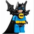 LEGO 70922 羅賓 蝙蝠俠 蝙蝠羅賓 附武器