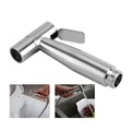 Stainless Steel Hand Held Toilet Bidet Sprayer Bathroom Shower Water Spray Head - intl