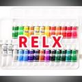 <小煙寶貝> Relx  正品色筆組合+顏料