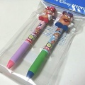 【唯愛日本】15020600023 2入圓珠筆-蛋頭先生太太 迪士尼 玩具總動員 TOY 文具 限量 日本帶回 預購