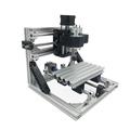桌上型小型2合ㄧ CNC3018雕刻機 +2.5w雷射雕刻雙模組雕刻切割機套件