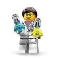 Lego 71002 11代 女科學家