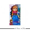 【Disney-迪士尼】冰雪奇緣-娃娃2代-安娜