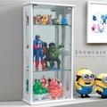【TakaYa】80cm玻璃模型公仔展示櫃(收納櫃/展示櫃/收藏櫃)