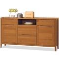【MY傢俬】典雅設計5尺實木餐櫃