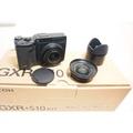 RICOH GXR + S10 24-72m VC鏡頭 / HA-3 + DW-6廣角鏡頭