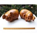 【巧設計】木雕豬