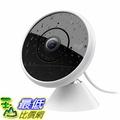 [7美國直購] 攝像機 Logitech Circle 2 Indoor/Outdoor Wired Home Security Camera Works Alexa HomeKit Google