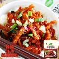 韓國 SAJO 辣蘿蔔乾/牛蒡絲 150g 韓國餐廳指定用款!用韓國銷售量第一的辣醬做成!!真正韓國的口味~