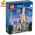 Lego LEGO迪士尼灰姑娘城kyassuru城塔禮物禮物71040 acomes