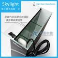 【AC草影】YiDing 亿鼎 45度超白玻璃背濾立方缸(20x20x20)【一個】