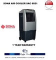 SONA AIR COOLER SAC 6021 * 1 YEAR WARRANTY