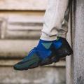 《L B》Nike Air Zoom Mercurial XI Flyknit 黑藍黃吕布 844626-401