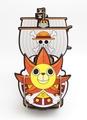 航海王造型置物架  千陽號
