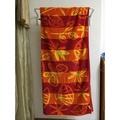 二手  「埃及製 KIRKLAND」毯子/毛毯/地毯/蓋毯/毛巾被/萬用毯/懶人毯/薄毯/布料