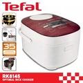 TEFAL หม้อหุงข้าว Fuzzy Logic รุ่น RK8145