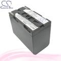 CS Battery Samsung VP-L906 / VP-L907 / VP-M54 / VP-SCD55 Battery 5500mah SBL480