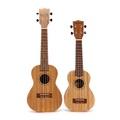 21 23 Inch 4 String Ukulele Mahogany Ukulele Guitar with Bag