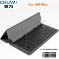 CHUWI original Magnetic docking keyboard 10.8 inch for tablet pc Hi9Plus Foldable design  with PU Leather case