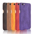 VIVO Y71/Y85/Y79/Y67 Wood grain Leather case cover