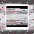 美國Black & Decker 不鏽鋼 電動麵包刀 吐司刀 23cm EK500W 新款商品 料理刀 廚師 家庭主婦