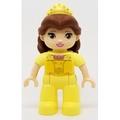 土城 公主樂糕殿 LEGO 樂高 DUPLO 得寶 人偶 全新 迪士尼 10877 貝兒公主 47394pb239