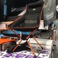 CASCADE 輕量隨行折疊椅/露營椅/高背#好市多代購商品