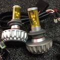 《2手商品》Force LED 大燈+線組(黃光)