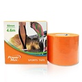 PowerMax 肌內效貼布/肌能貼/運動貼布/給力貼 50mm(單捲)-歐仁橘