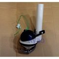 Yao【水電材料】台製 單體水箱落水座+單體止水皮 適用於HCG和成阿爾卑斯ALPS單體馬桶水箱 單體落水器