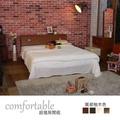 時尚屋 [WG5]伊芳床箱型3件房間組-床箱+掀床+鏡台1WG5-18O+ZU5-7TCR
