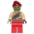 玩樂趣 LEGO樂高 9496 Kithaba 二手人偶