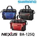 漁拓釣具 SHIMANO BA-125Q(黑/紅)# 25L (軟冰)