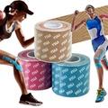 肌耐貼(負離子5000新款)-Germdian鈦鍺能量 運動貼布 肌內效貼布◆NU旗艦店◆