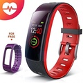 IWOWNfit Fitness Tracker Color Screen, iWOWNFit i6HRC Fitness Watch : Activity Tracker Smart Band wi