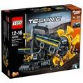 ☆勳寶玩具舖【LEGO 樂高】 LEGO樂高積木 Technic LT42055 巨型滾輪挖土機
